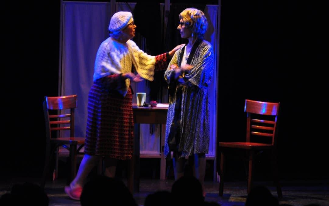 """Teatro de adultos mayores: """"Infinitas maneras de dar vida"""""""