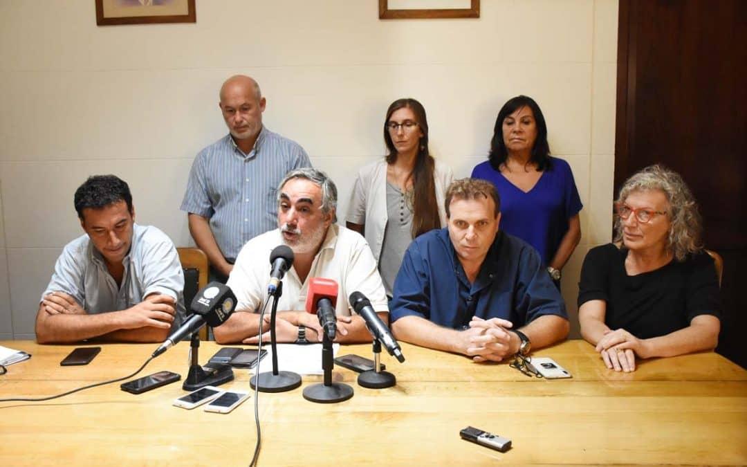 """CORONAVIRUS:  """"ACÁ HAY UNA NECESIDAD IMPERIOSA DE TENER UNA RESPONSABILIDAD COMUNITARIA"""", DIJO FERNÁNDEZ"""