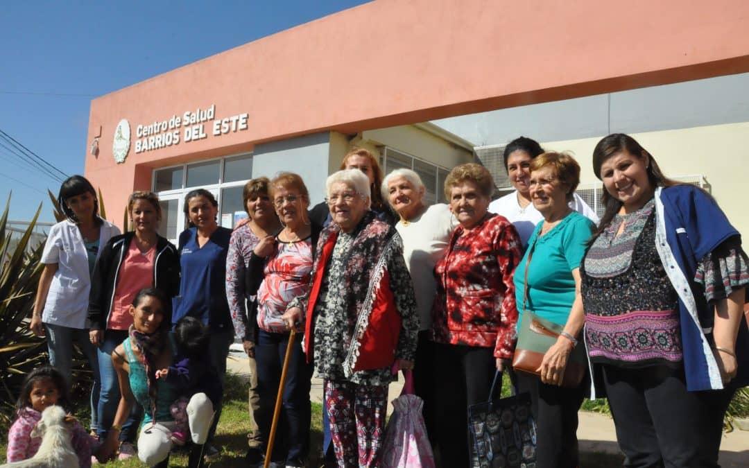 Se encuentran encuentros en los CAPS para reflexionar sobre el vínculo de las mujeres con los Centros de Referencia
