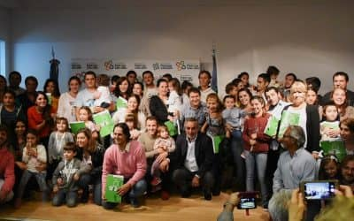 25 familias de Trenque Lauquen tienen su casa propia construida por la Municipalidad