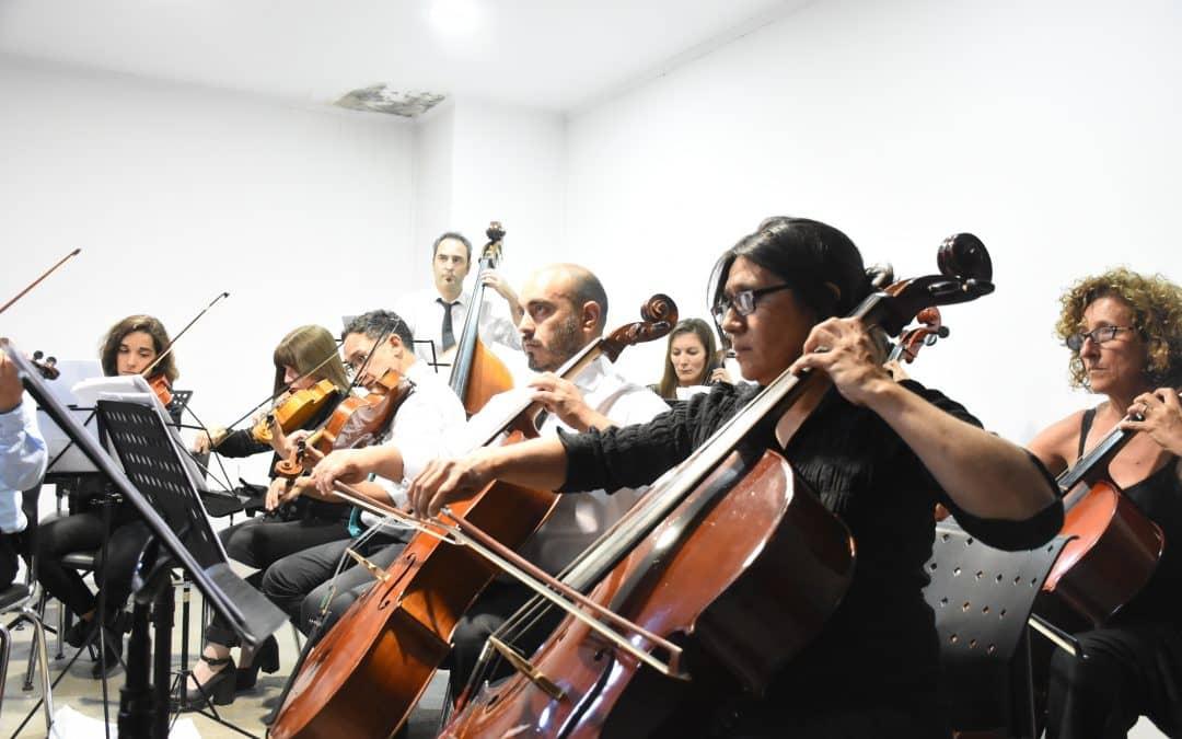 LA ORQUESTA MUNICIPAL DE CUERDAS Y EL VIOLINISTA JUAN MANUEL PÉREZ SE PRESENTARÁN EL SÁBADO EN LA CAPILLA DE LA MEDALLA MILAGROSA