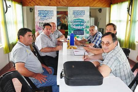 Reunión Regional de Defensa Civil