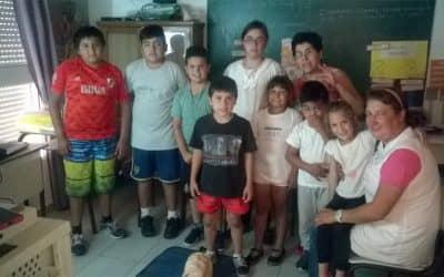 Se realizan capacitaciones de primeros auxilios y RCP en escuelas rurales