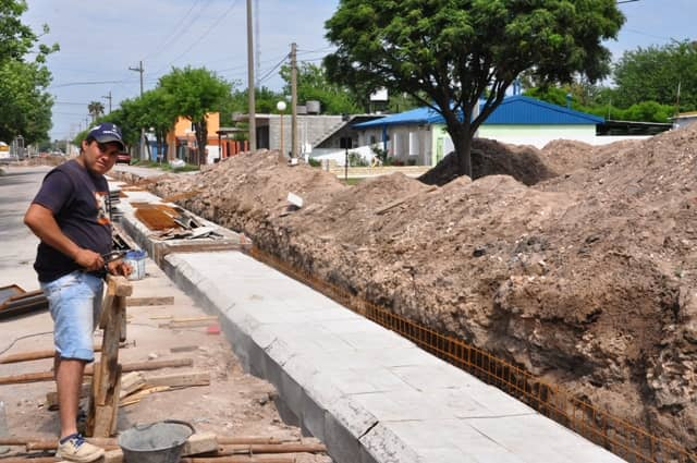 Se desarrolla la etapa final para el pluval subterráneo de la calle Maldonado