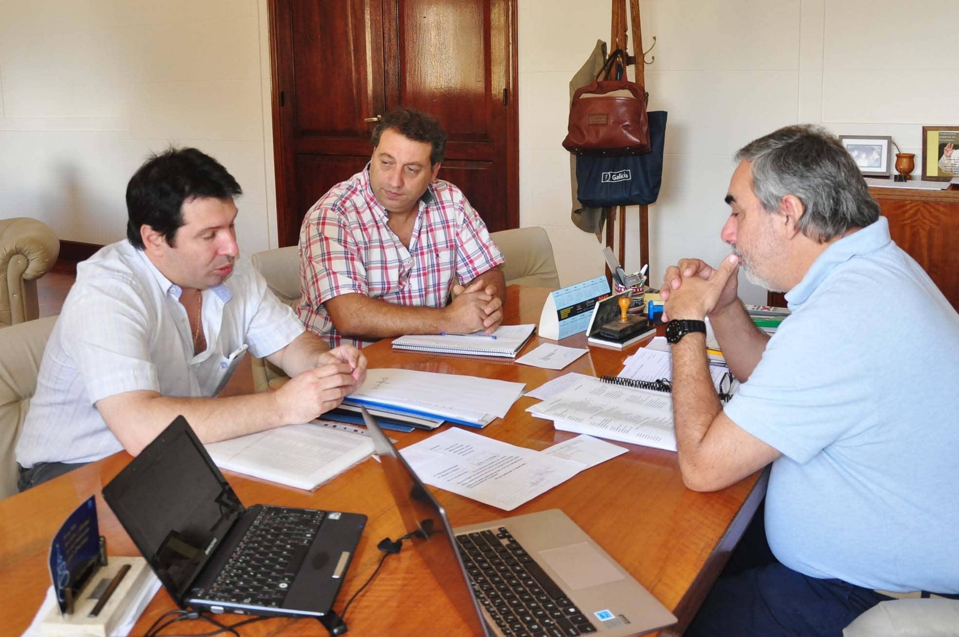 Funcionario de Desarrollo Social de la Nación visitó la ciudad
