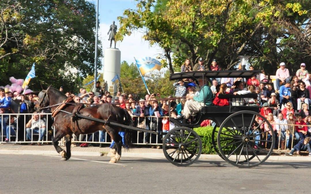 Convocatoria para los festejos del 142º aniversario de la ciudad