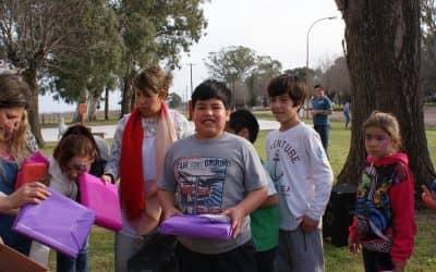 EL SÁBADO (31) SE FESTEJARÁ EL DÍA DEL NIÑO EN LA LOCALIDAD DE GIRODÍAS, CON SORTEOS, JUEGOS Y MERIENDA COMPARTIDA