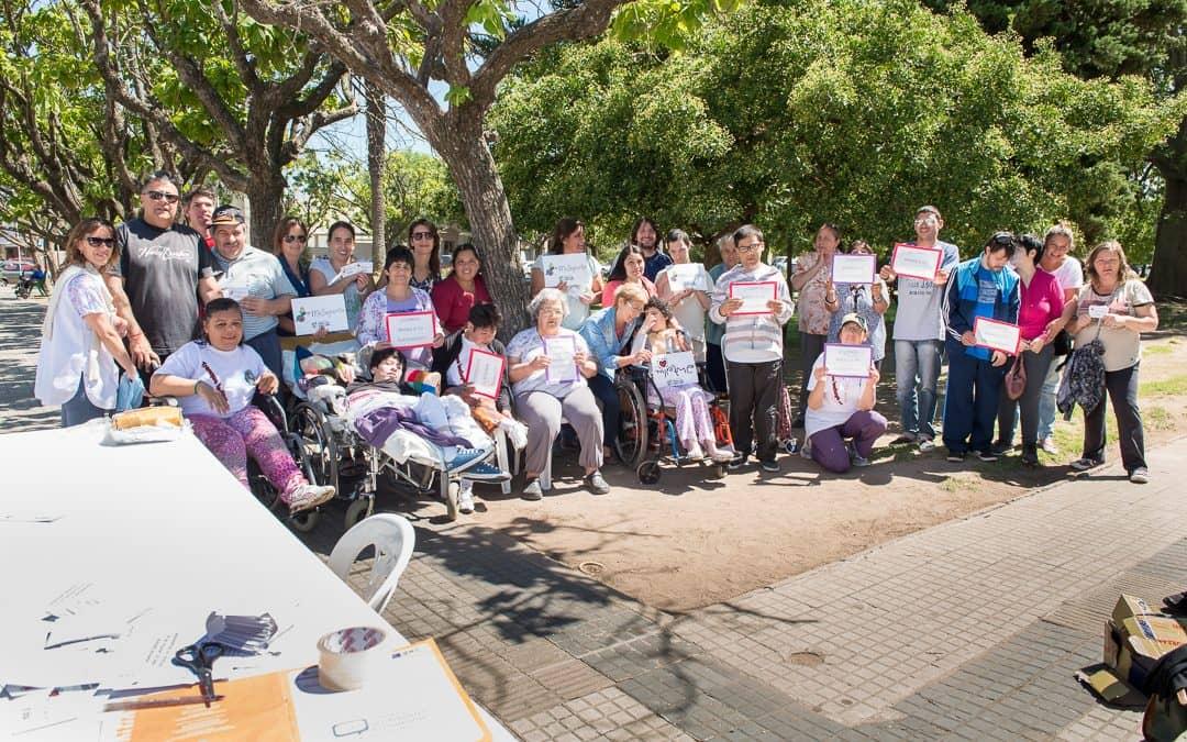 El Municipio continúa con las actividades de la campaña #MeImporta