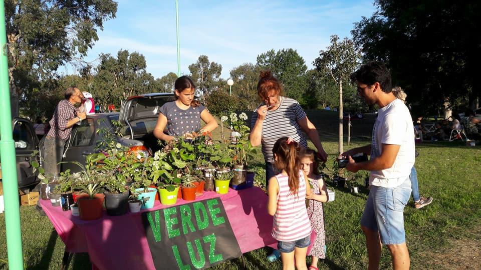 30 de Agosto: Se realizó la segunda EcoFeria 30 en el Parque Municipal