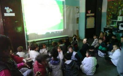 """Está en marcha el Programa """"Escuelas Verdes"""""""