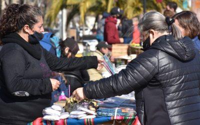 FERIA ECOFINES, EL CLÁSICO DE LOS SÁBADOS EN EL PLAYÓN DE LA ESTACIÓN