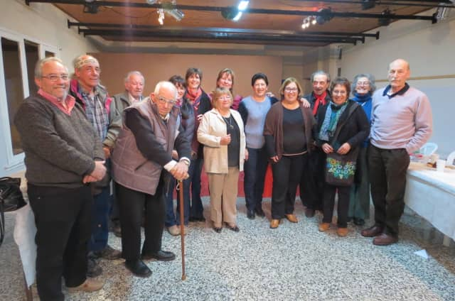 La biblioteca Francisco Espaïn realizó un encuentro de escritores