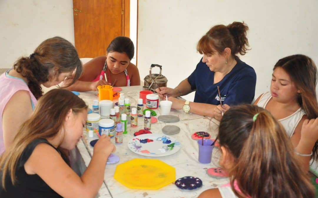 ESCUELAS MUNICIPALES: YA ABRIO LA INSCRIPCION PARA LAS CLASES DE APOYO Y LOS CURSOS Y TALLERES DEL CICLO 2019