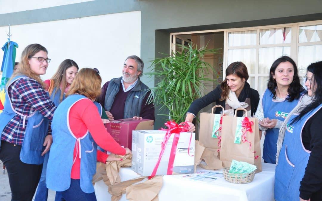 La Escuela Municipal de Beruti celebra sus 71 años