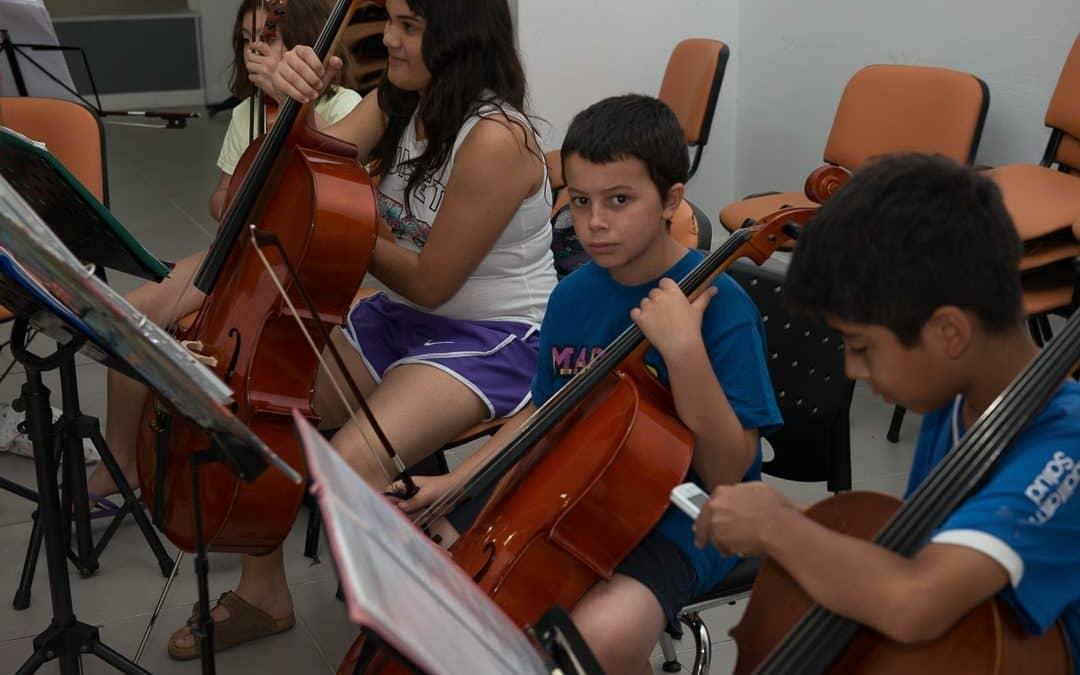LA ESCUELA MUNICIPAL DE MUSICA LANZA UNA PROPUESTA DE 14 TALLERES DE VERANO