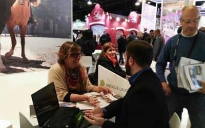 La Directora de Turismo participa de la Expo Eventos 2017