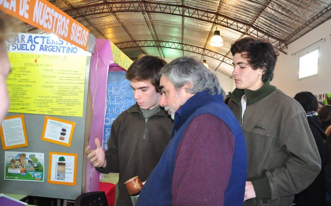 Este viernes 15 se realizará la etapa distrital de la Feria de Ciencia
