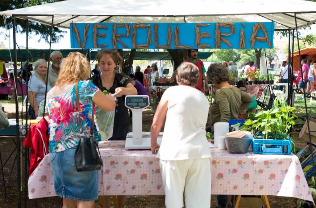 Se realizó una nueva edición de la Feria EcoFines