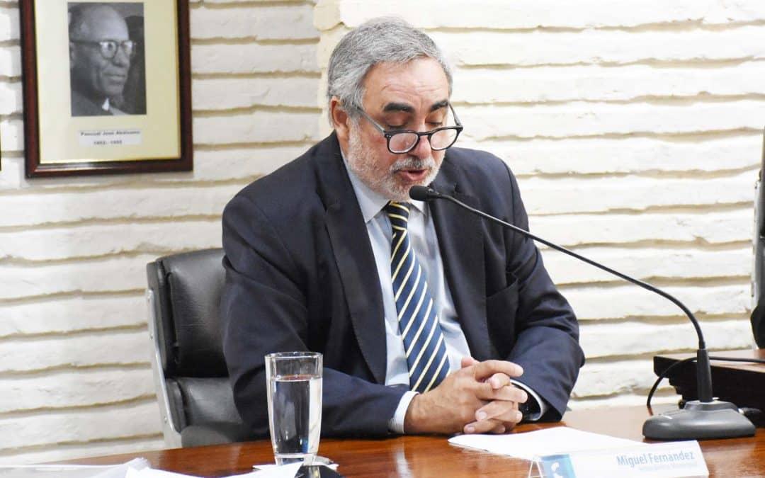 EL INTENDENTE MUNICIPAL DEJARÁ INAUGURADO HOY (LUNES) EL PERÍODO 2021 DE SESIONES ORDINARIAS DEL HONORABLE CONCEJO DELIBERANTE