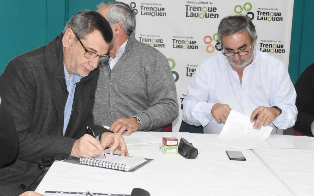 SIETE MUNICIPIOS DE LA REGIÓN FIRMARON UN CONVENIO PARA LA GESTIÓN INTEGRAL DE RESIDUOS PATOGÉNICOS