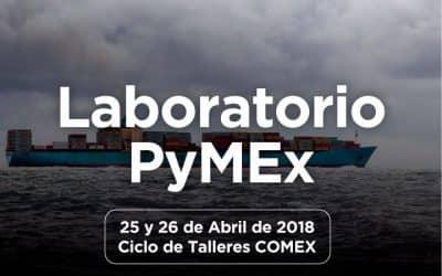 """Será esta semana el primer encuentro del Ciclo de talleres """"Laboratorio PyMEx"""""""