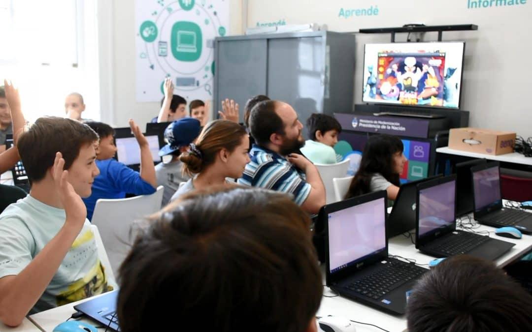 Se ofreció un taller sobre desarrollo de video juegos