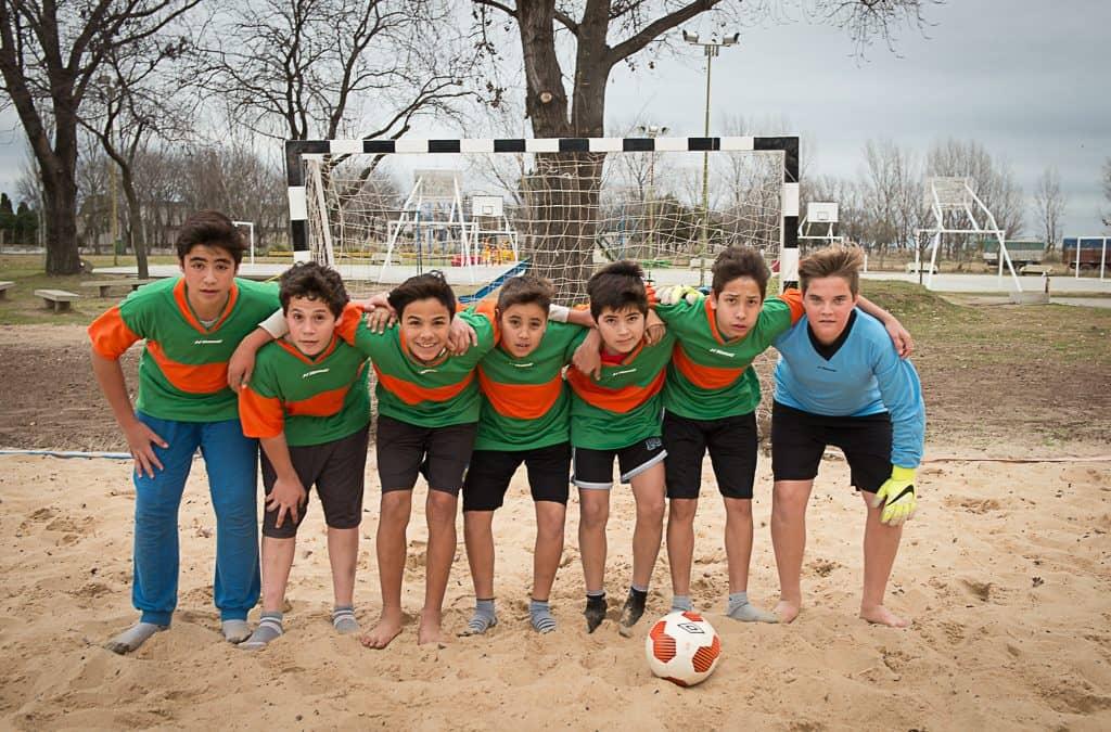 Se inaugurará una nueva cancha de beach voley y handball beach