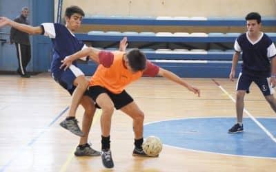 Se informan los resultados del futsal y próximas competencias de adultos mayores
