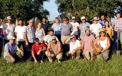 TREINTA DE AGOSTO: SE CONFORMO EL GRUPO DE PRODUCTORES HACIA LA AGROECOLOGIA