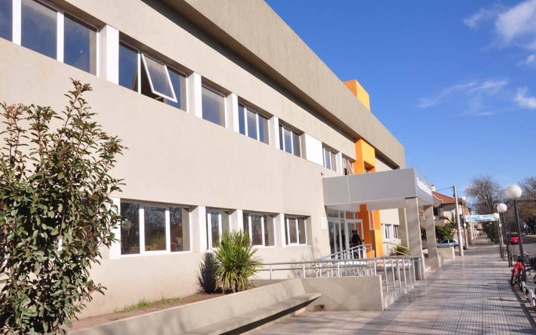 El Municipio inaugura el ecógrafo del Hospital y Provincia Net de Beruti