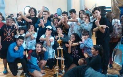 Danzas: El grupo de Hip Hop Envión pasó a la final y recibió menciones
