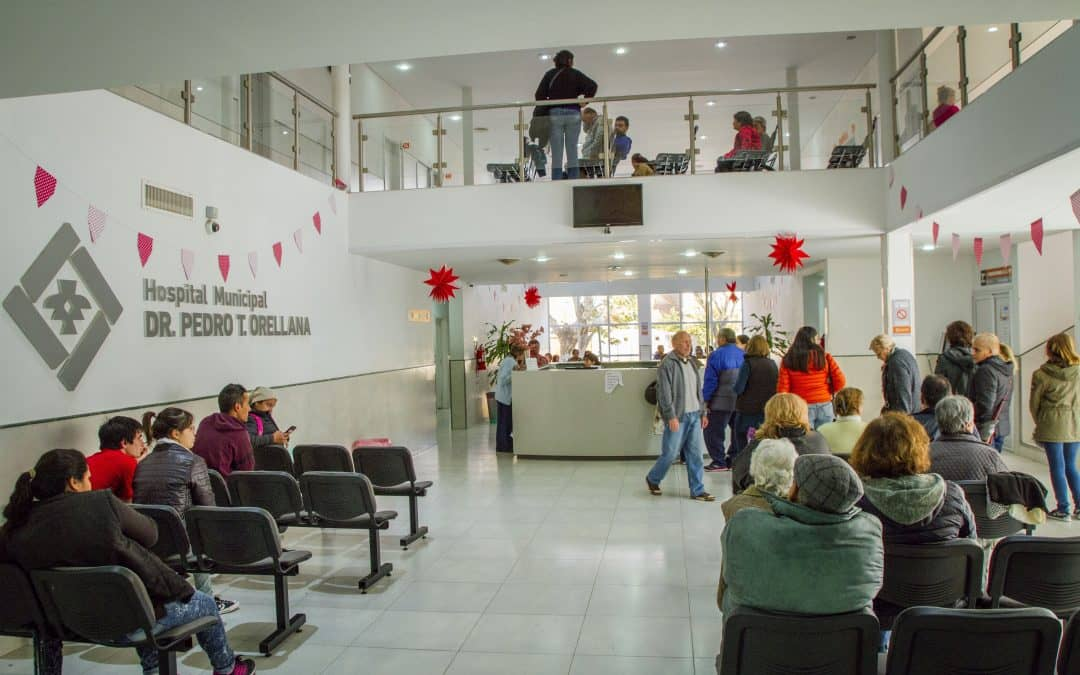 LA DOCUMENTACION A PRESENTAR PARA ATENDERSE EN TODOS LOS CENTROS DE SALUD MUNICIPALES DEL DISTRITO