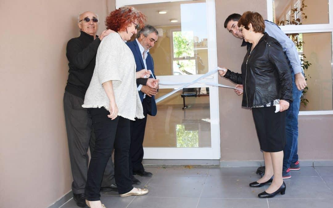 Se habilitó el nuevo Servicio de Oncología del Hospital Municipal