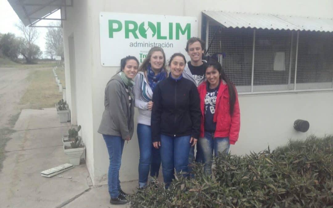 Continúan las visitas educativas al Prolim