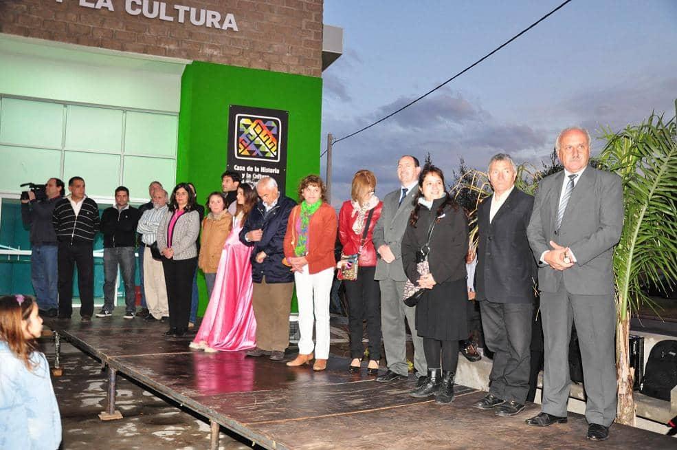 El Municipio inauguró la Casa de la Historia y la Cultura