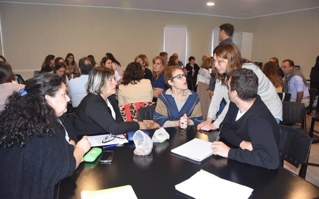 LOS PROFESIONALES DE LA SALUD ANALIZARON EN UN TALLER LAS CAUSALES DE LA INTERRUPCIÓN LEGAL DEL EMBARAZO