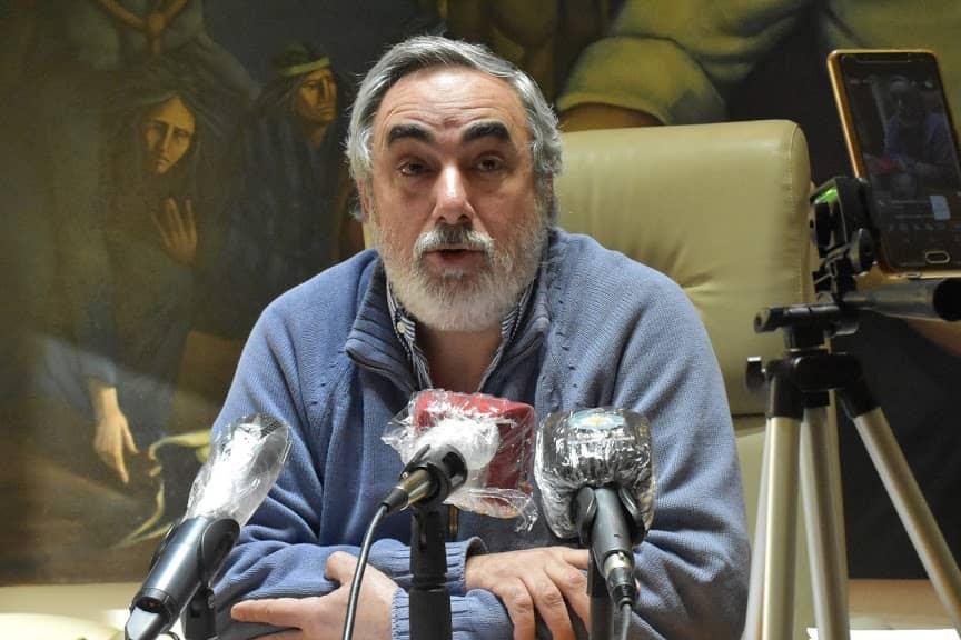 """FERNÁNDEZ SOBRE EL CONVENIO CON EL ENOHSA: """"ES UNA OBRA MUY NECESARIA QUE FORMA PARTE DE UN PLAN DIRECTOR DE AGUA"""""""