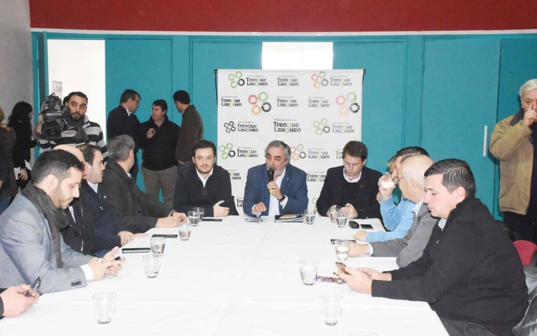 FERNÁNDEZ LE PRESENTÓ AL MINISTRO DE SALUD UN PROYECTO PARA DESARROLLAR UN LABORATORIO DE MEDICAMENTOS REGIONAL