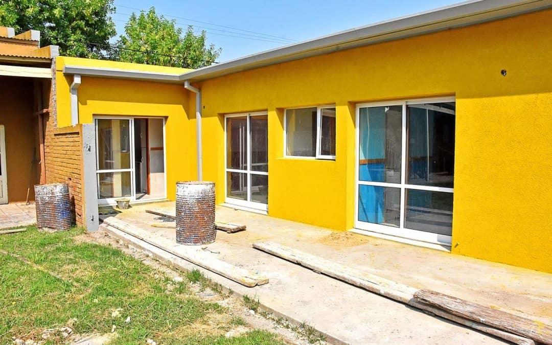 El mi rcoles 25 se inaugurar el nuevo edificio del jard n rayito de sol de berutti - El jardin del sol ...