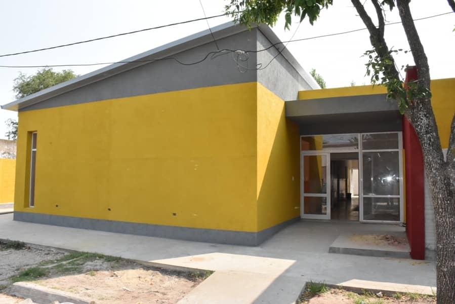 El Municipio finaliza la obra del Jardín Maternal Municipal de Berutti