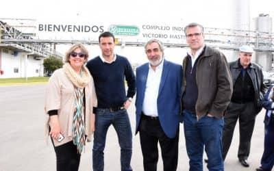 En una videoconferencia con Fernández, Vidal anunció el inicio de las obras de las inundaciones
