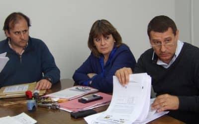 EL MUNICIPIO COMPRARA UN CAMION CON CAJA VOLCADORA Y UNA DEMARCADORA VIAL TERMO PLASTICA