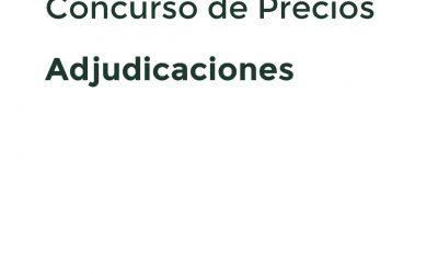 EL MUNICIPIO ADJUDICÓ OTROS DOS CONCURSOS DE PRECIOS POR CASI $1,9 MILLÓN PARA LA ADQUISICIÓN DE HORMIGÓN H17 Y ARTÍCULOS DE HIGIENE