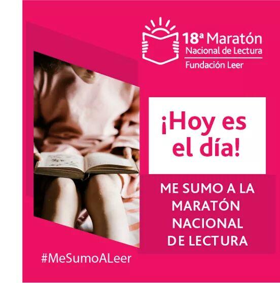 LAS ESCUELAS MUNICIPALES SE SUMAN HOY (VIERNES) A LA 18ª MARATÓN DE LECTURA NACIONAL QUE ORGANIZA LA FUNDACIÓN LEER