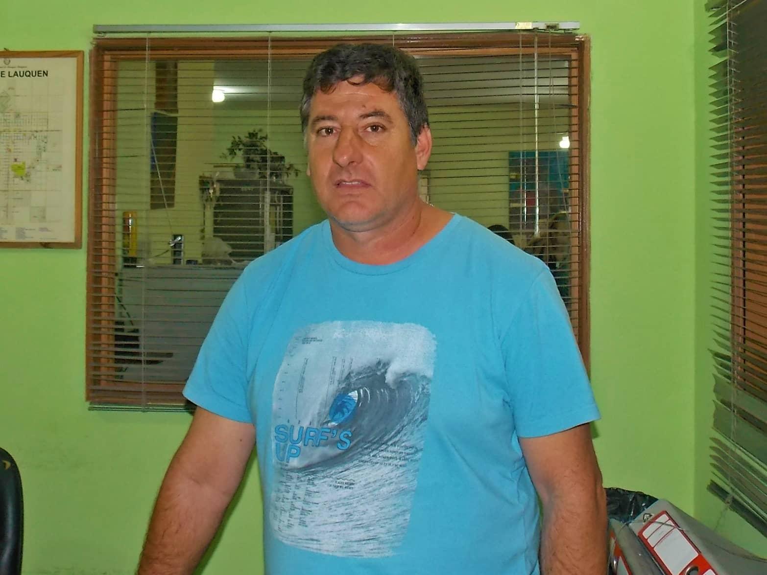 Marcelo Lescano es el nuevo Director de Higiene Urbana
