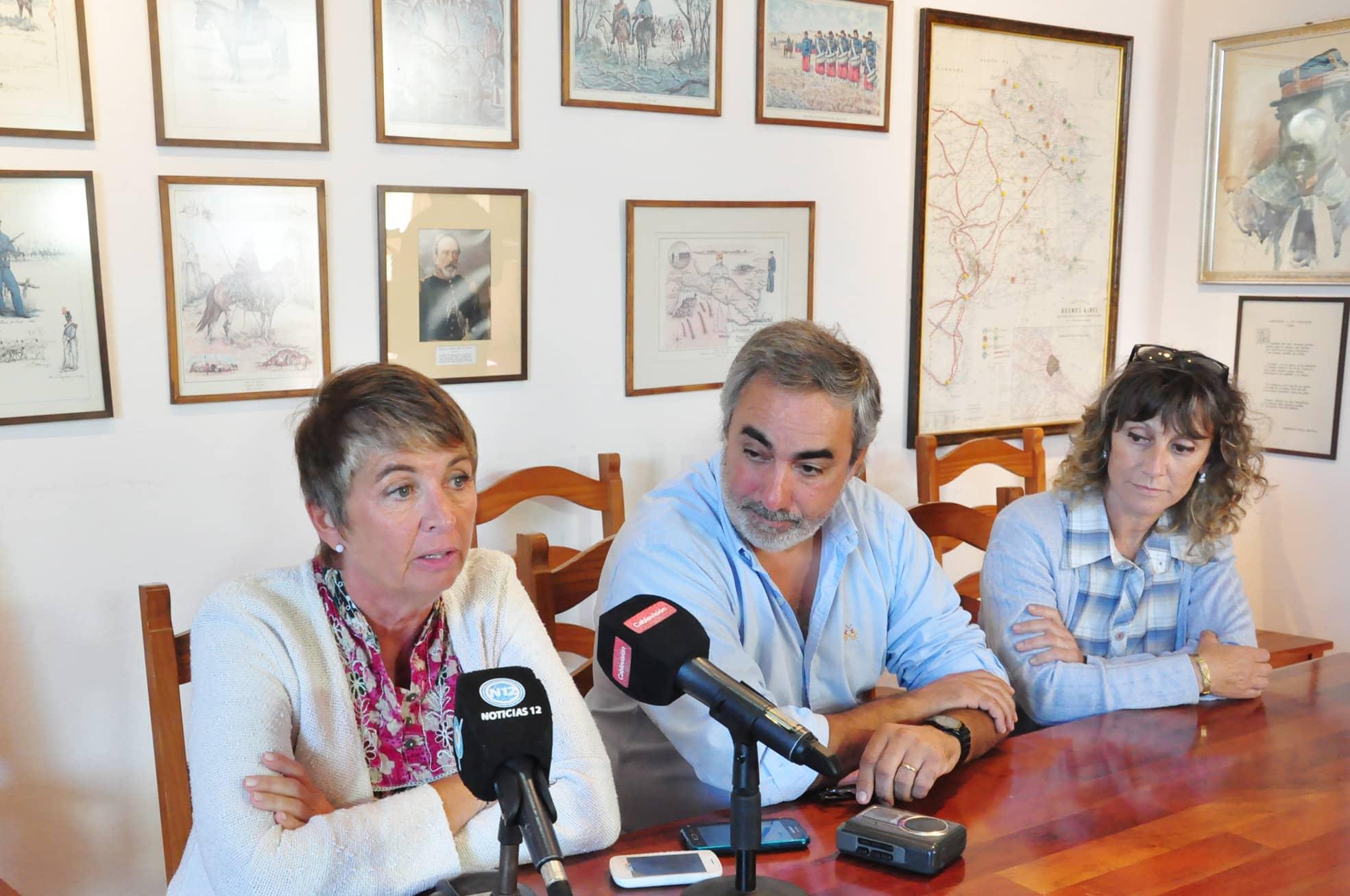 María Elena Bocca a cargo de la Dirección de Cultura