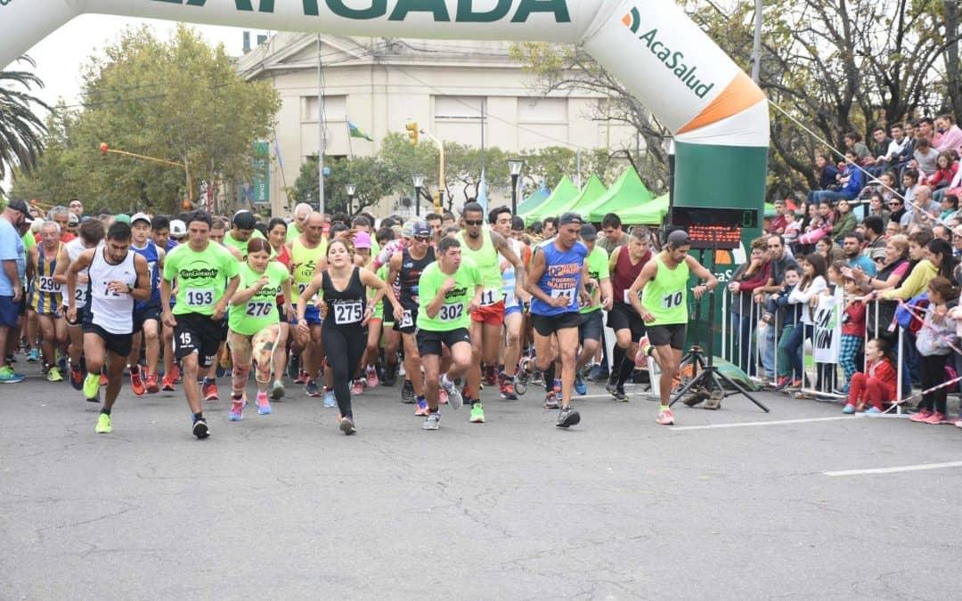 Todos los resultados de la primera fecha de la Maratón 6 ciudades