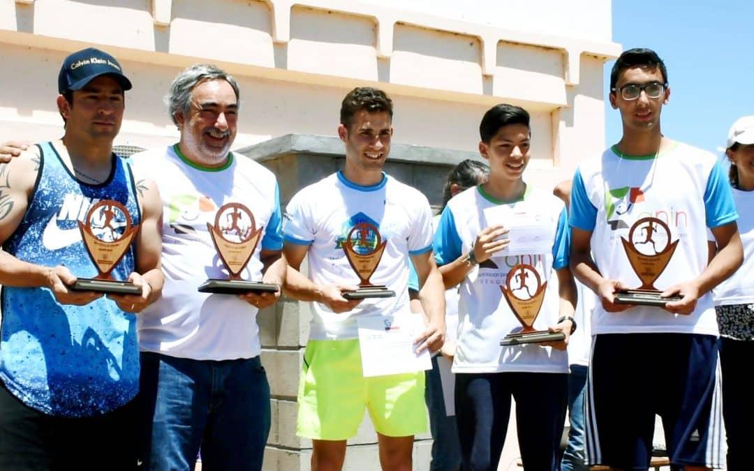 Más de 100 vecinos participaron de la maratón solidaria