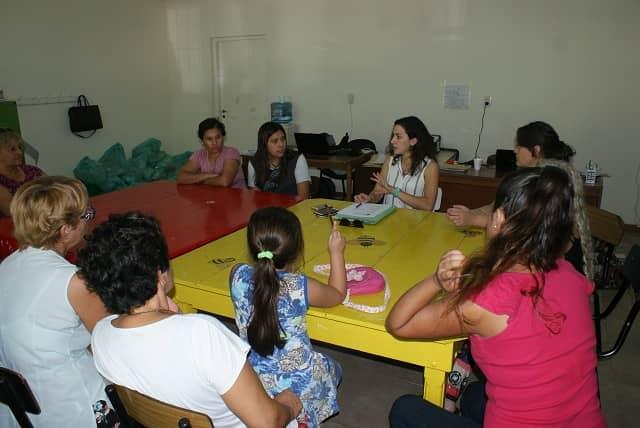 30 de Agosto: reunión con aspirantes a la residencia estudiantil de Trenque Lauquen
