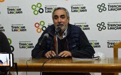 EL HCD TRATA HOY (LUNES) EL PEDIDO DE LICENCIA TEMPORARIA DEL INTENDENTE MIGUEL FERNÁNDEZ, POR SU CUADRO DE COVID-19 POSITIVO